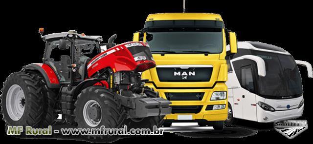 Linha de Crédito para Maquinas agrícolas e Caminhões