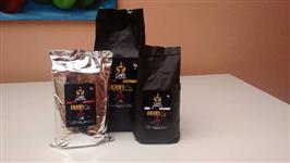 CAFÉ EM GRÃOS TORRADO E  MOÍDO