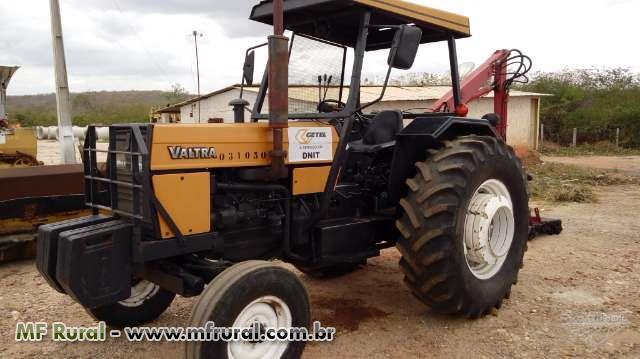 Trator Valtra/Valmet 785 4x2 ano 07