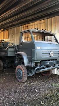Caminhão Volkswagen (VW) CAMINHÃO WORKER EURO 3 15.180 4X4 2009 ano 09