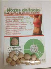 Nozes da india