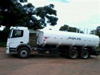 Vendo Tanque Pipa para agua potavel semi novo 18m³