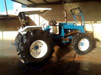 Trator New Holland 4x4 ano 98