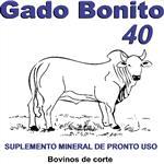 Sal Mineral Gado Bonito 40