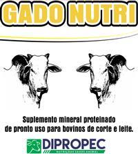 Sal Proteinado Gado Nutri - DIPROPEC