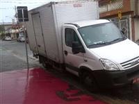 Caminhão Iveco Daily Chassi-Cabine ano 11