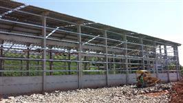 Construção de Galpões Pré-Moldados