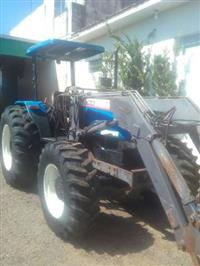 Trator New Holland TL 85 E 4x4 ano 13