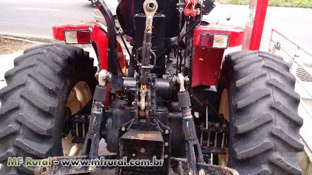 Trator Yanmar 1175 4x4 ano 15