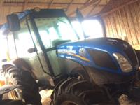 Trator New Holland TL 75 E 4x4 ano 14