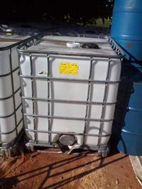 Unidade Container 1000 lts