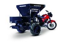 Moto pulverizador turbo,adubadeira, roçadeira, esqueletador,mexedor de terreiro,banhador pulverizado