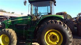 Trator John Deere 7205 4x4 ano 12