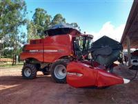 Maquinas para colheita de grãos