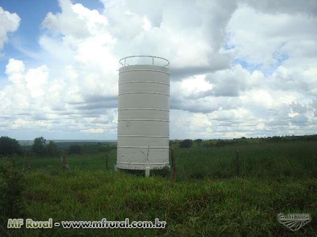 Vende-se fazenda no município de Bonfinópolis de Minas - MG 876 ha