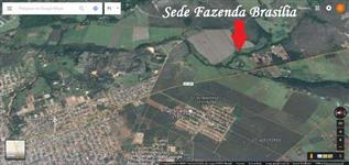 FAZENDA BRASÍLIA QUINHÃO 07 À VENDA - PLANALTINA-GO E REGIÃO.