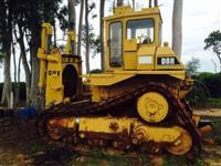Trator de Esteira - CAT D8L