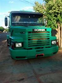Caminhão Scania 112 ano 87