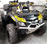 Quadriciclo can am 800cc outlander