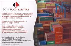 Fabricantes de peças para Containers