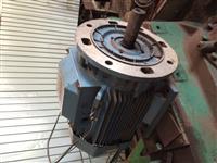 Motor elétrico 20cv marca ABB sem uso