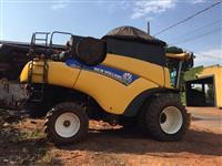NEW HOLLAND CR 6080