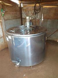 Tanque refrigerador de leite Congelador 650 litros