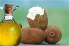 Oleo de semente de cupuaçu in natura