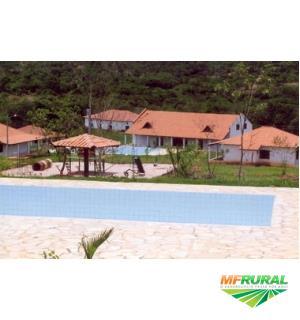 HOTEL FAZENDA 60KM DE TAGUATINGA (PERTO DE BRAZLÂNDIA) 50 SUÍTES 8.000M² DE ÁREA CONSTRUÍDA