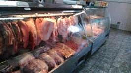 Fábrica de embutidos e casa de carnes