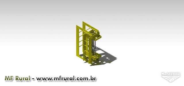 Projetos equipamentos novos ou nacionalização