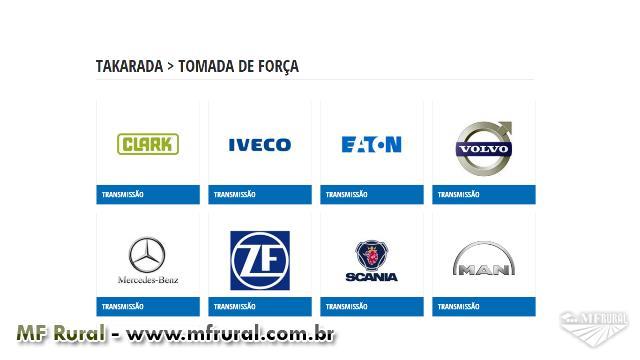 TOMADA DE FORÇA PARA VW,FORD,MBB,IVECO.