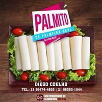 PALMITO DE PALMEIRA REAL