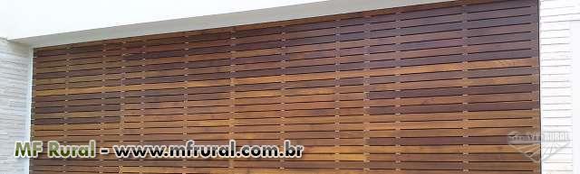 Carpintaria em Madeira