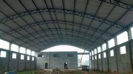 Pavilhões Pré-moldados 185m²