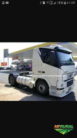 Caminhão Volvo FH 380 ano 02