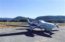 Excelente aeronave bimotor executiva!