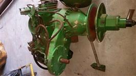 Caixa principal do rotor