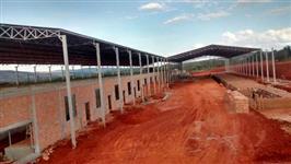 GALPÃO PARA CERÂMICA - Área: 2.400 m²