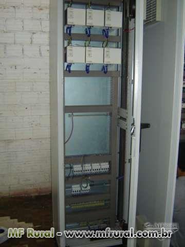 Serviços de manutenção preventiva, corretiva, projetos elétricos e Automação Industrial