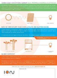 Kit para Geração de Energia Elétrica por placas solares
