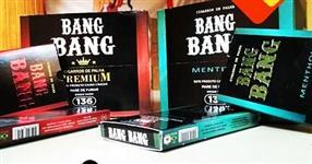 Cigarros de palha Bang Bang
