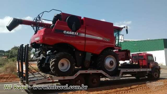 Transportes de Máquinas e Implementos Agrícolas