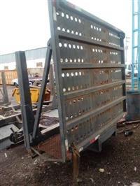 Carroceria transporte madeira