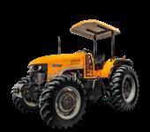 Trator Budny Zero 50 cv 5040  4x4 ano 17