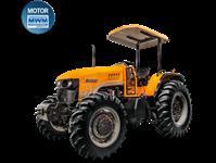 Trator  Agrícola Budny 65 cv  6540 zero  4x4 ano 17