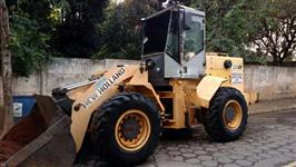 Pá Carregadeira New Holland 12B ano 2007