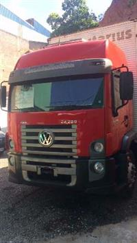 Caminhão Volkswagen (VW) Vw 24280 ano 13
