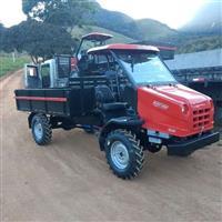 Trator Transportador Tes Drive 27 cavalos BRAVO1600 4x4