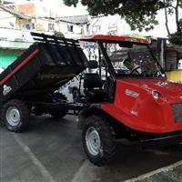 Trator Yanmar 4x4 ano 18